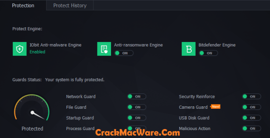 IObit Malware Fighter Pro Key