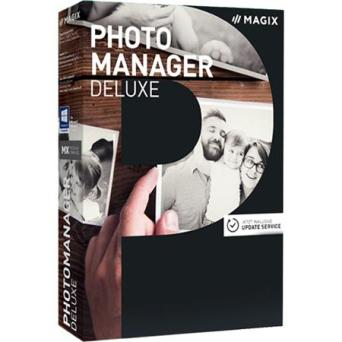 MAGIX Photo Manager Deluxe 17 Crack