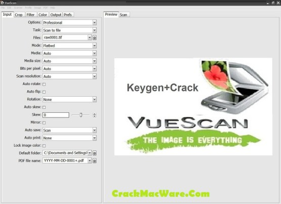 VueScan Pro Serial Number