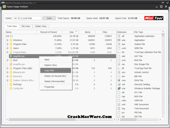 MiniTool Partition Wizard Pro 11.5 Crack
