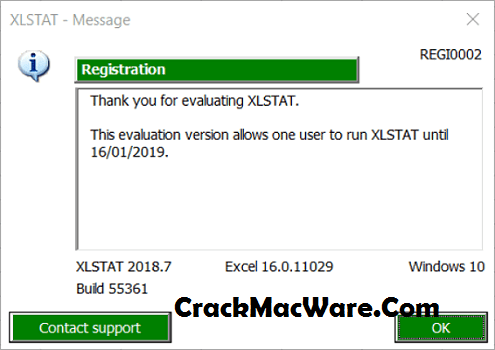 XLStat 2020.1 Build 64970 Crack With License Key Latest