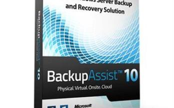 BackupAssist Desktop