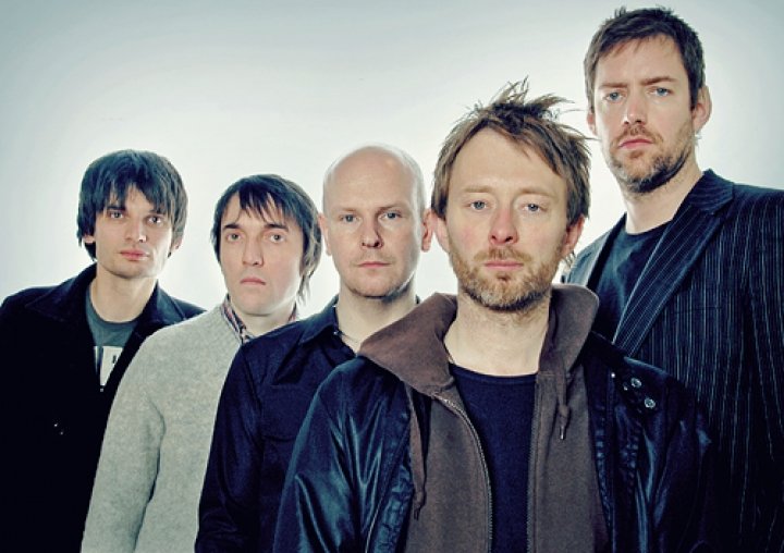 Image result for radiohead 2016