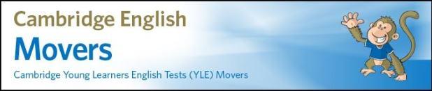 Cambridge Movers (YLE Movers) trọn bộ 7 cuốn | chương trình TATC của bộ GD