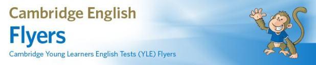 Cambridge Flyers (YLE Flyers) trọn bộ 8 cuốn chương trình TATC