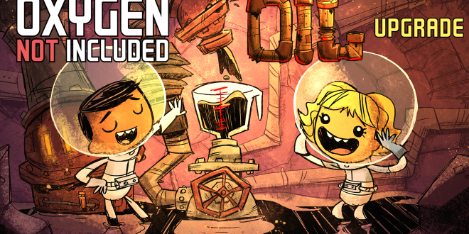 Oxygen Not Included - Thiếu Oxy bản full oil upgrade 236679
