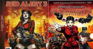 game Red Alert 3 và Red Alert 3 - Uprising bản full - Crackman.org
