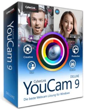 CyberLink YouCam 9.1.1927.0 Crack With Keygen Free Download [2021]