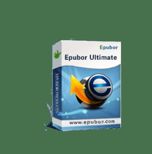 Epubor Ultimate eBook Converter 3.0.13.511 Crack With Registration Key