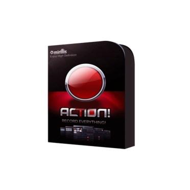 Mirillis Action 4.18.0 Crack With Keygen 2021 Download Free