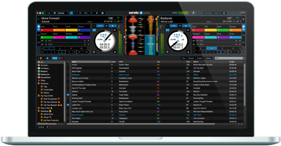 Serato DJ Pro 2.5.1 Crack With Serial Number 2021 [Mac + Win]