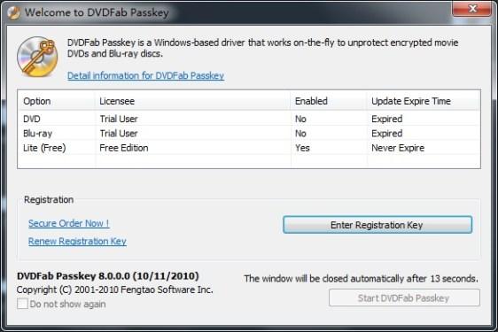 DVDFab Passkey Lite 9.4.1.1 Crack + Registration Code 2021 Full Version