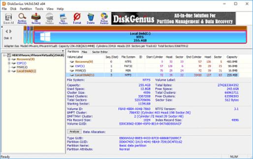 DiskGenius Professional 5.4.1.1178 Crack + Activation Code 2021