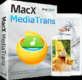 MacX MediaTrans 7.2 Crack With Keygen 2021 [Mac + Win]