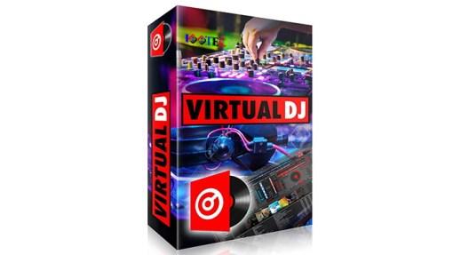 VirtualDJ 2021 Build 6613 Crack With Serial Number 2021 Full Version