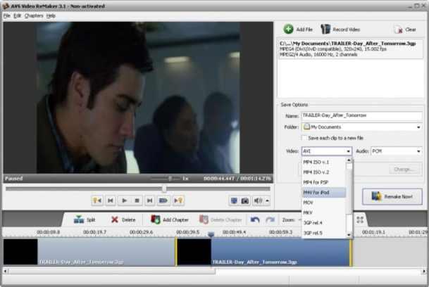 AVS Video ReMaker 6.4.5 Crack + Keygen {Mac For Win} 2021
