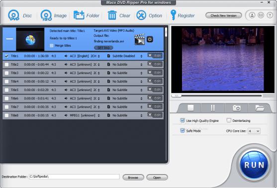 MacX DVD Ripper Pro 6.5.6 Crack + Serial Key {Win & Mac} 2021
