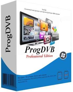 ProgDVB 7.41.8 Crack + Activation Code 2021 Professional Latest Version