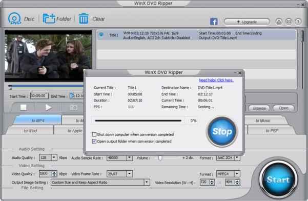 WinX DVD Ripper Platinum 8.20.6 Crack + Keygen {Win & Mac} 2021