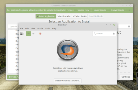 Crossover 20 Linux Crack