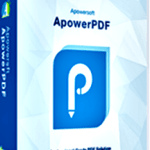 ApowerPDF Crack 5.3 Full Version Free Download