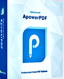 ApowerPDF Crack 5.3 Full Version Free Download