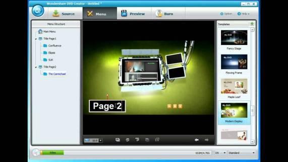 Wondershare Dvd Creator keygen keys