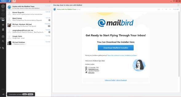mailbird pro full version free