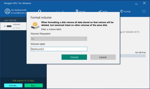 Paragon Apfs Crack Latest Version Free Download 2020