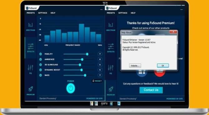 Fx sound Enhancer Crack Latest Version Free Download 2021