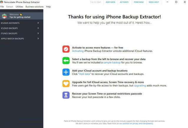 Iphone Backup Extractor Crack Latest Version Free Download 2021