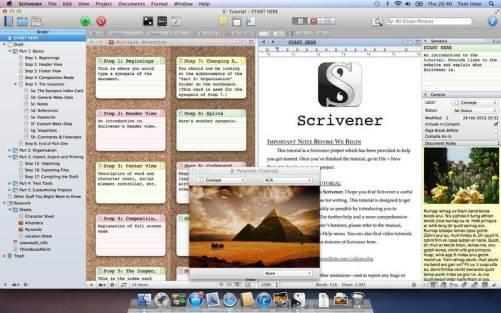 Scrivener 3.0 Windows 10