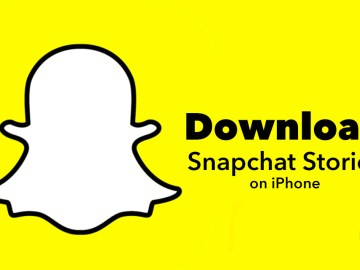 How To Download Snapchat Stories On iPhone The Right Way | Redmond Pie