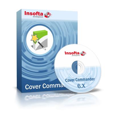 Insofta Cover Commander Crack