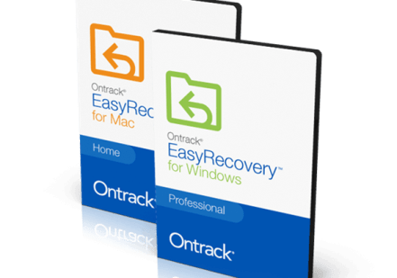 Ontrack EasyRecovery Pro Crack