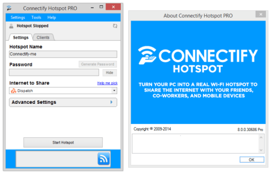 Connectify Hotspot Pro 2020 Crack + License key Full Free Download