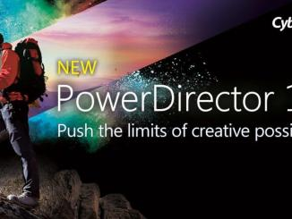 Cyberlink PowerDirector 18 Crack + Keygen Full Latest 2020