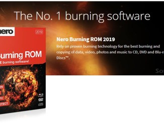 Nero Burning ROM 2019 Crack download