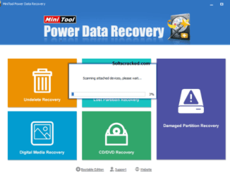 MiniTool Power Data Recovery 8.6 Crack & Keygen 2020