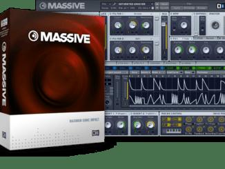 Native Instruments Massive 1.5.5 Full Crack + License Key Download 2020