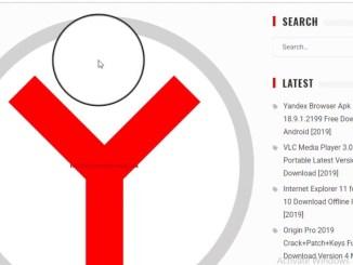 Yandex Browser 19.12.3.320 Apk Crack Full Download 2020