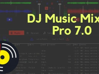 DJ Music Mixer Pro 8.2 Crack Plus Activation Key Download