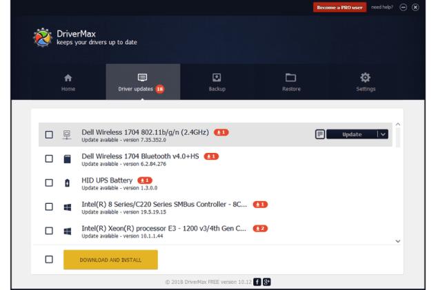 DriverMax Pro 11.15.0.27 Crack Registration Code Full Download