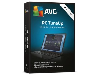 AVG PC TuneUp 2019 19.1.840 With Serial Key