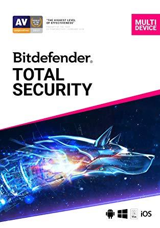 Bitdefender Total Security 2020 Crack + Activation Code Full