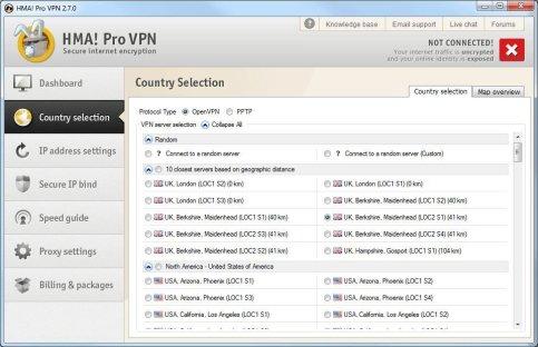 HMA Pro VPN 5.0.233 Crack Full Version Free Download