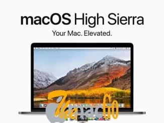 MacOS High Sierra 10.13 DMG