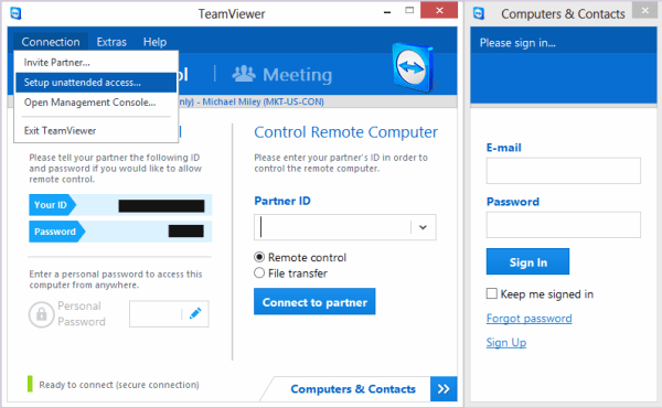 TeamViewer 15.14.5 Crack + License Key Full Latest 2021 Download