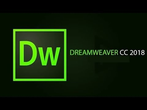 Adobe Dreamweaver CC 2018 v18.0