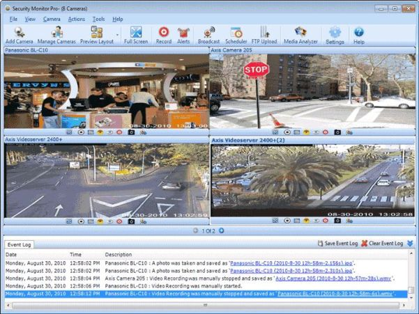 Security Monitor Pro 5.46 Full Crack Free Download